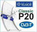 Antena ASR P20 TELMOR HD