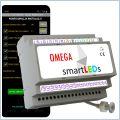smartLEDs OMEGA Sterownik schodowy LED z aplikacją mobilną