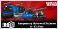 Kompresory tłokowe i śrubowe marki Airbox