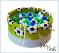 Suchy basenik BabyBall z piłeczkami - piłki