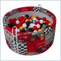 Suchy basen z piłeczkami BabyBall  Grand Prix